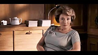 An Education: headmistress scenes (Emma Thompson, Carey Mulligan, 2009)