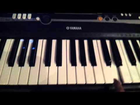 Como.tocar la obeja miope en el teclado bien fasil