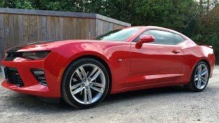 Picking up my 2016 Camaro SS