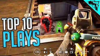 UNBELIEVABLE PLAYS - Top 10 Rainbow Six Siege Plays of the Week (Bonus Plays 53)