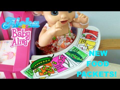 Baby Alive Food Packet Template Contoh Soal Pelajaran Puisi Dan Pidato Populer