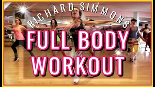 FULL BODY WORKOUT with Richard Simmons