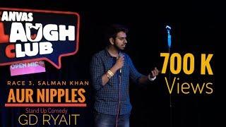 Race 3, Salman Bhai Aur Nipples | Stand Up Comedy By Gd Ryait | Just GDing