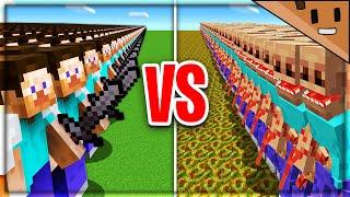 100 Players vs PARASITES