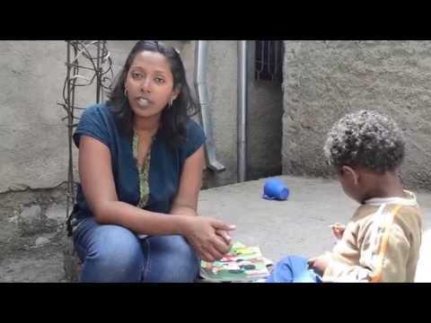 Baal Dan Ethiopia Child Sponsorship of Mussie
