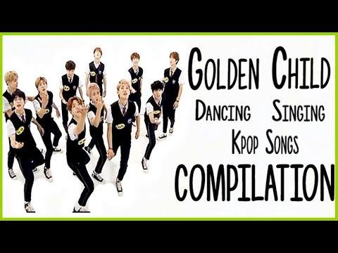 GOLDEN CHILD DANCE/SING KPOP SONGS COMPILATION (BTS, Red Velvet, EXO, Twice & more)