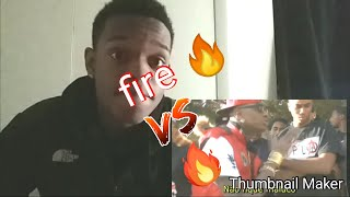 Supa hot fire vs solider boy *reaction*