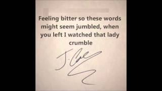 J. Cole - Can I Holla At You (Lyrics sync with music)