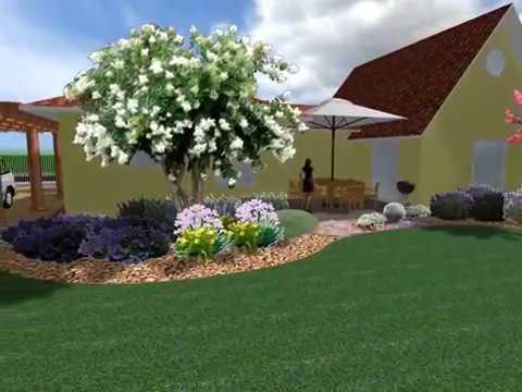 dimora un giardino roccioso 2 58 progettazione giardino privato