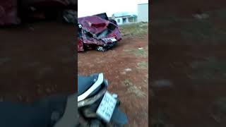 Vụ tai nạn khủng khiếp