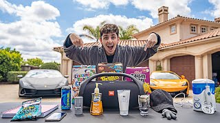 10 Things FaZe Rug Can't Live Without