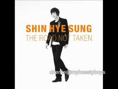 [AUDIO] Shin Hye Sung (신혜성) - 째각째각 (4th album - The Road Not Taken)