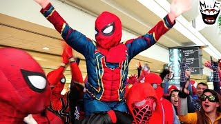 Spider-Man: SPIDER-VERSE MegaCon Invasion! Feat. Deadpool