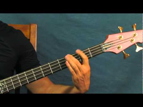 beginner bass guitar lesson iron man black sabbath ozzy osbourne youtube. Black Bedroom Furniture Sets. Home Design Ideas