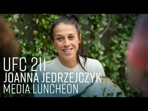 Najważniejsze Fakty wg Joanny Jędrzejczyk przed UFC 211. Polska mistrzyni podpisała umowę z nowym managementem