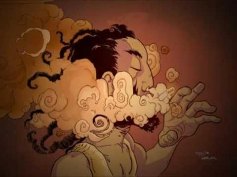 Chillin' Smokin' Rap/HipHop Instrumental Reggae [Exhale]