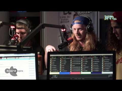 Sticky Fingers bij 3voor12 Radio