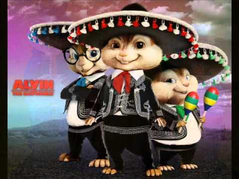 Alvin y Las Ardillas - Noche Buena (español latino)