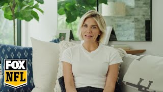 For Charissa Thompson, FOX Sports Is Family | VISA | FOX NFL