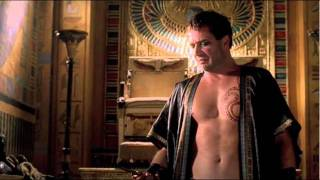 James Purefoy - Rome (2007) - Antony dies by the sword