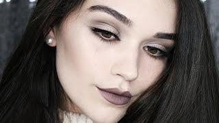 Cool Toned makeup look BANG-BANG