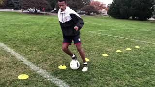 15 years old soccer sensation  Mekeyes, Lucid Dreams: Juice Wrld