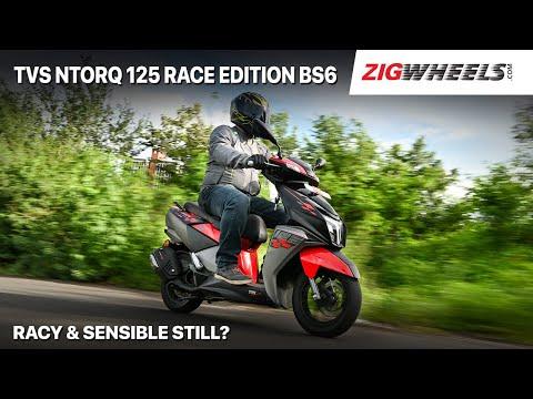 TVS NTorq 125 Race Edition BS6 | Still Sporty & Sensible?