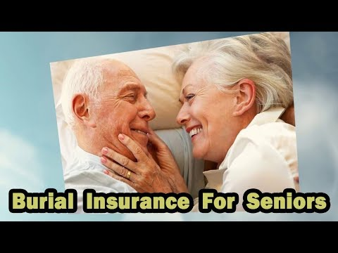 Burial Insurance for Seniors Over 70, 80, 90 Years Old Age