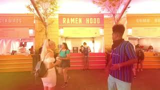 VR180 Coachella Food  - Coachella 2018