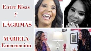 RISA Y LLANTO CON MARIELA ENCARNACIÓN : CNN, SU CUERPAZO Y DIVORCIO!