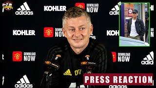 Sanchez Update! Pogba fallout! Dalot Injury! Solskjaer Press Conference