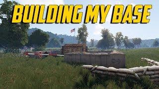ARMA 3 Exile - Building My Base