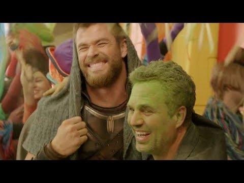 Bloopers Que Nos Hacen Amar Thor: Ragnarok Aún Más