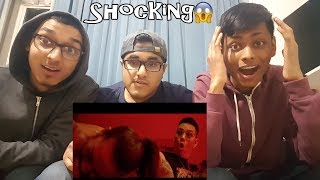 TOULIVER x BINZ x ANDREE RIGHT HAND - KRAZY ( Ft. EVY ) [ OFFICIAL MV ] Reaction