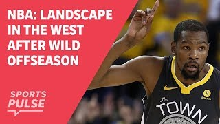 NBA: Landscape in the West after wild offseason