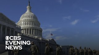 Intel warning of possible nationwide attacks as D.C. locks down