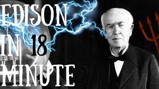 Inventatorul Thomas Edison - Intre Pirat de Film Si Tortioner
