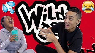 WILD N OUT TALKING SPIT CHALLENGE!!!🗣💦😂