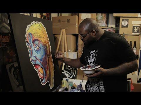 Artist Profile: Cyrus Fire