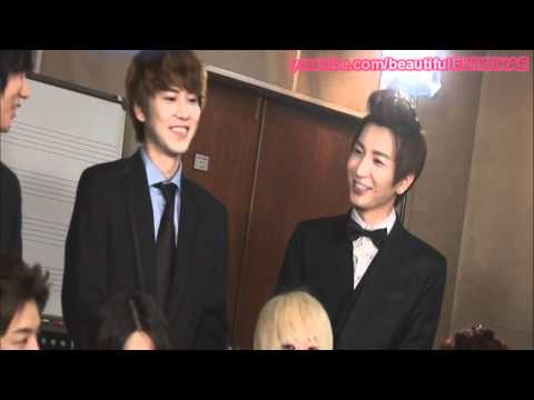 (ENG) Kyuhyun rank Siwon Donghae as most attractive in Super Junior