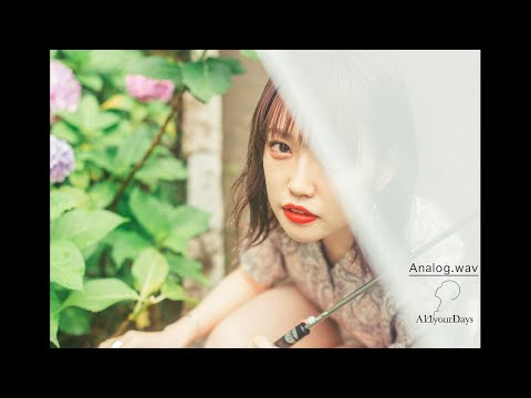 A11yourDays - Analog.wav【Photo Lyric VIdeo】
