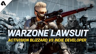"The War For ""Warzone"" - Activision Blizzard vs. Indie Developer"