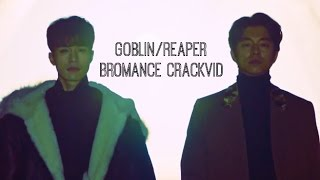 | HUMOR | Goblin/Grim Reaper • Bromance Crackvid [Funny Moments]