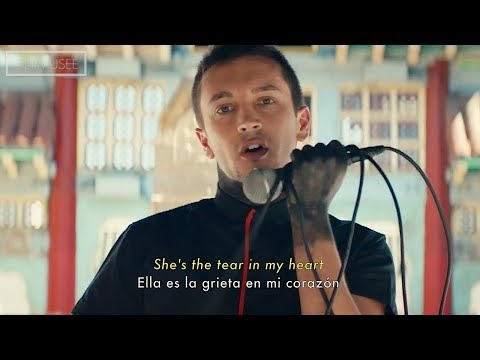 Twenty One Pilots - Tear In My Heart (Lyrics/Subtitulada en Español) [Official Video]