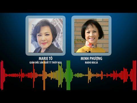 Phỏng Vấn Cô Marie Tô với Radio Bolsa