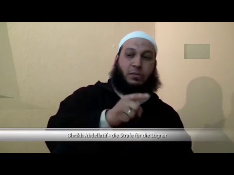 Die Strafe für die Lügner - Sheikh Abdellatif