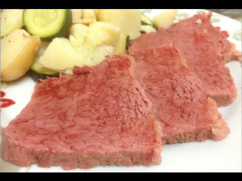 HOW TO COOK CORNED BEEF SILVERSIDE - YouTube