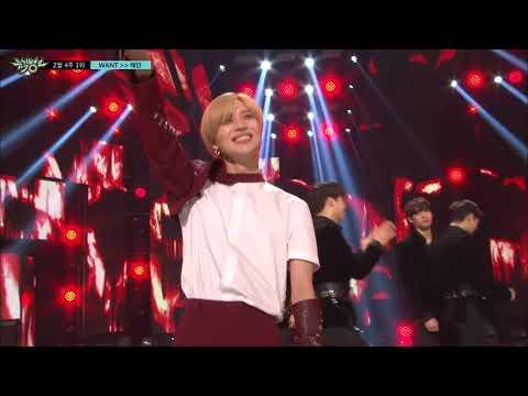 [뮤직뱅크] 2월 4주 1위 태민 (TAEMIN) - WANT 세리머니 Cut