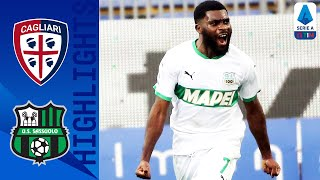 Cagliari 1-1 Sassuolo   Boga Rescues a Point for Sassuolo in Injury Time!   Serie A TIM