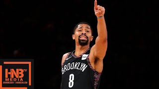 New York Knicks vs Brooklyn Nets Full Game Highlights | 12.08.2018, NBA Season